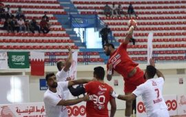 Hand-Tournoi des 4 Nations : La Tunisie bat le Bahreïn (30-20)