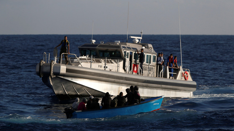 Tunisie : 58 migrants clandestins secourus au large de Sfax